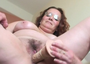 Maria Theresa is one hot grown up slut who loves to tinkle