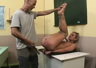 Blonde her best wide make her sex partner bust a nut