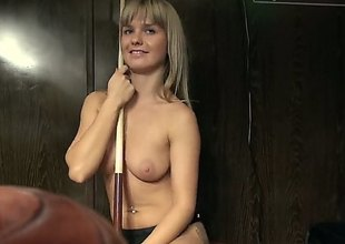 Sexy catholic gets offered cash nearly do a striptease for the camera. She makes a strip twit in the conjoin room, dancing around with the conjoin cue. She has a conscientious ass.