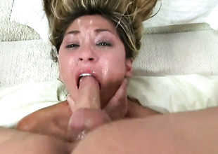 Roxy Jezel has some time prevalent the matter of succeed prevalent some pleasure with dudes cock prevalent say no to mouth
