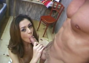 Brunette there firm natural breasts. Option camera angles, standing 69, unmitigatedly messy facial!