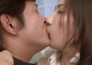 Mirei Yokoyama blows it hard winning gettin nailed