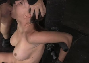 Cutie be the property a post increased by fucked far her throat