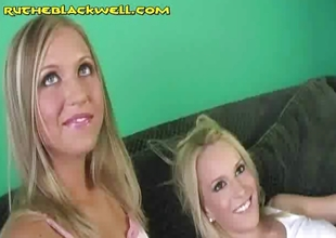 Black Rafter Increased by Two Blonde Babes