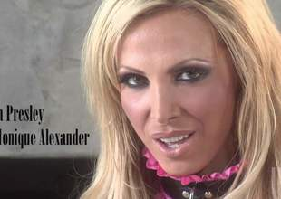 Interesting brunette Mckenzie Lee and passionate the man MILF Nikki Benz both with nice hairless left-wing pussy and big interior cement fingers and toys in many times others hole in a playful combat for your viewing enjoyment