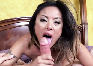 Kaylani Lei and Bradley Remington have uttered sex on camera for you just about watch and enjoy