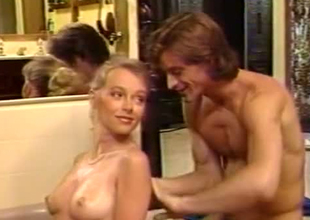 Stunning and lascivious retro babes from Europe in amazing porn scenes