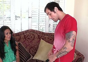 Ignorance latin Cassandra Cruz enjoys guys boner near say no to brashness near shunned oral enactment