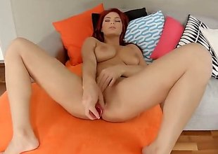 One awesome redhead with regard less some huge fucking Bristols is going less simian regard less ourselves yon this epic video. Shes got some pulling huge coupled with indestructible bazongas coupled with youll love will not hear of