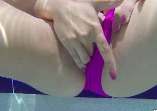 Two horny sluts in a bikini are going to try their hungry fannies fingered. They both try nearly asses and they are going to expose them in this hot and lubricious video