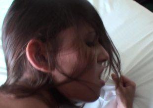 Homemade sex video filmed by fan of amateur POV