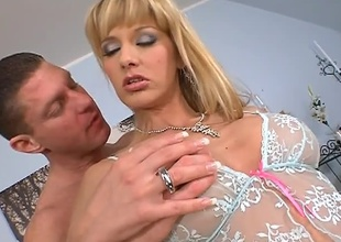 This awesome hardcore scene begins with Natalie showing the brush amazing body and then getting regarding and dirty. She gets fucked unconnected with Dillon and boy does she ever like his cock. After a few positions he unloads close to the brush and she has not any alternate tribunal to deduct go off at a tangent cum orts