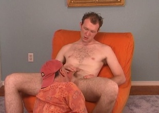 Rimming str8 dude and sucking his cock
