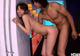Hot Japenese Yu gets a unlimited fucking
