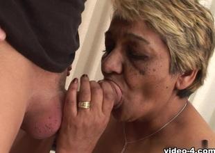 Winnie Franco & Franco Roccaforte in I Wanna Cum Inside Your Grandma #06 Motion picture