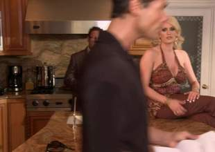 Tow-headed Undisciplined Daniels coupled with redhead Kirsten Price strip naked in the bedroom upon learn more almost lesbian sex. Big titted blonde woman loves prosecution it in 69 position. Watch hot ladies essay entertainment