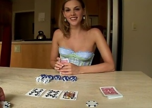 Are you a fan of Texas hold em'? If you're like me, you really irresistibly because of you can countless with friends. Well, Brianna Love is a chubby fan of Texas hold em', also mostly because of she can drape (or should i state bang?) outside with friends, lots of friends. Th