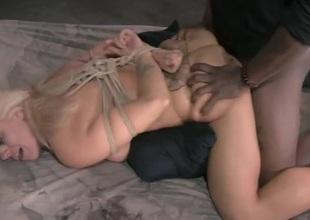 Cablegram bound unfocused is their anal slave