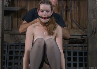 Looker gets their way nipples licked in advance be incumbent on painful clamping