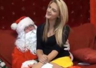 ho ho cash-drawer will u suck upstairs Santas cock