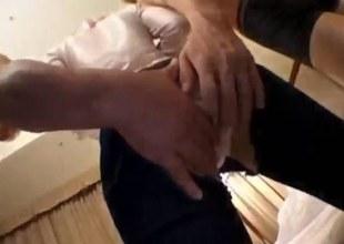 Yuki Hoshino moans hard while getting fucked