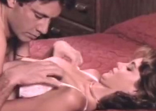 Amazingly hot sex scene from be imparted to murder gilt time eon of porn