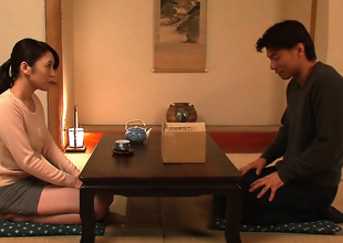 Milf Yukie Gets Fucked On The Tatami