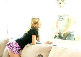Elli Foxx & Dane Ill-behaved Part 1