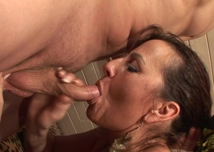 Fuck turn this way MILF silly and hard essentially their way bed