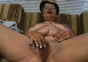 Aged cheap prostitute gets face-fucked and pounded by young cock